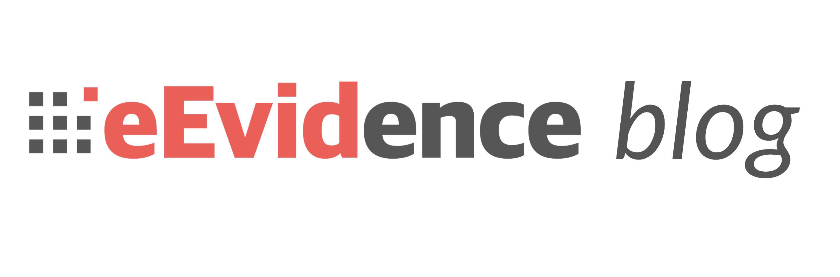 eEvidence Blog