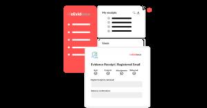 eEvidence Registered Email